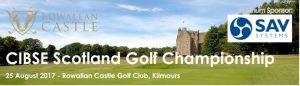 CIBSE Scotland Golf